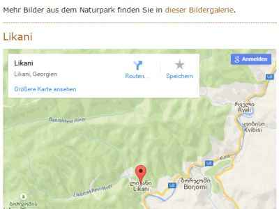 Google Maps: TYPO3 Extension ✔ Typoscript ✔ Extbase und Fluid ✔ Plugin Backend Einbindung ✔ HTML Element Datenbank ✔ Flexforms